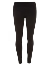 Dorothy Perkins Sports Performance Leggings With Breathable Mesh Black