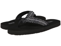 Teva Mush Ii Tartan Black Men's Sandals