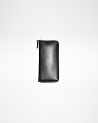 Comme Des Garcons Marvellous Long Zip Wallet Pink