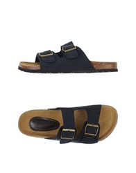 Lumberjack Sandals Dark Blue