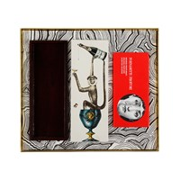 Fornasetti Incense Box With Lid Scimmie