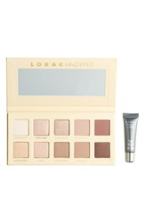 Lorac 'Unzipped' Shimmer And Matte Eyeshadow Palette 200 Value None