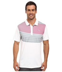 Puma Gt Swoop Polo Bright White Men's Clothing