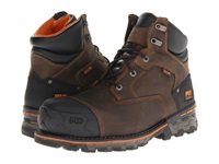 Timberland Boondock Wp 6 Comp Toe Brown Men's Work Boots