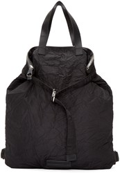 Mcq By Alexander Mcqueen Black Nylon Backpack