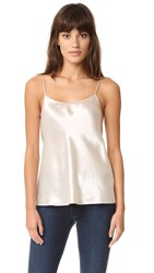 Vince Satin Camisole Champagne