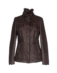 Schneiders Coats And Jackets Jackets Women Dark Brown