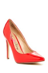 Penny Loves Kenny Opus Pump Red