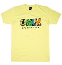 Only Ny Jams T Shirt In Lemon Huh. Store