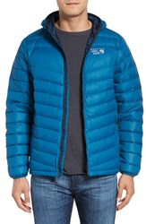 Mountain Hardwear Men's 'Micro Ratio' Packable Hooded Down Jacket
