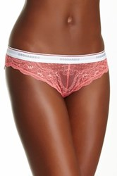 Dsquared Lace Brief Pink