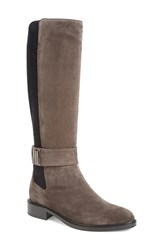 Aquatalia By Marvin K Women's 'Giada' Weatherproof Riding Boot Grey