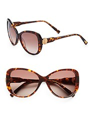 Jason Wu Anais 56Mm Square Tortoise Shell Sunglasses