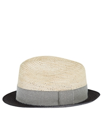 Christys' Hats Multicolour Carnaby Snap Brim Panama