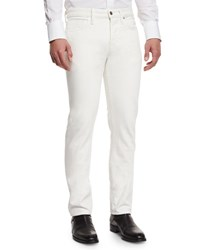 Tom Ford Straight Fit Denim Jeans White