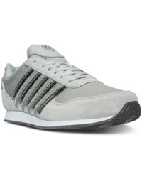 K Swiss Women's New Haven Cmf Casual Sneakers From Finish Line Highrise Charcoal
