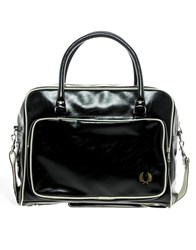 Fred Perry Travel Holdall Black