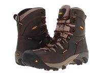 Keen Utility Detroit 8 Black Olive Men's Work Lace Up Boots
