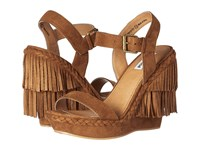 Not Rated Roaring Ruby Tan Women's Wedge Shoes