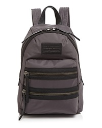 Marc By Marc Jacobs Domo Arigato Mini Packrat Color Block Backpack Faded Aluminum