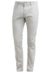 Tom Tailor Denim Skinny Fit Chinos Grey Light Grey