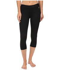 Hurley Dri Fit Crop Leggings Black Women's Workout