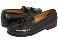 Cole Haan Pinch Air Tassel Burgundy Men's Slip On Dress Shoes