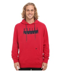 O'neill Onyx Pullover Chili Pepper Men's Long Sleeve Pullover Red