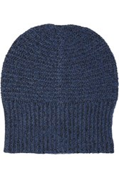 Duffy Knitted Beanie Storm Blue