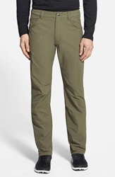 Patagonia 'Quandary' Slim Fit All Season Pants 32' Alpha Green
