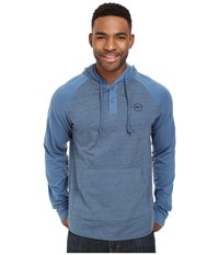O'neill The Bay Pullover Dusty Blue Men's Clothing