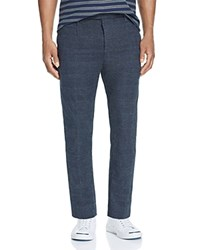 Outerknown Ditch Slim Fit Plaid Pants Chh