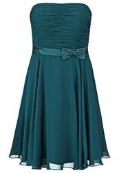 Laona Cocktail Dress Party Dress Ocean Teal Dark Green