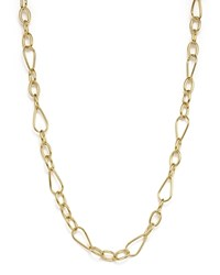 Bloomingdale's 14K Yellow Gold Multi Link Necklace 20