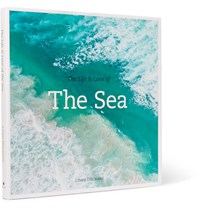 Abrams The Life And Love Of The Sea Hardcover Book Blue