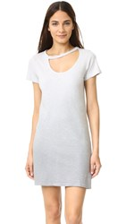Lna Sawyer Dress Perry Ombre