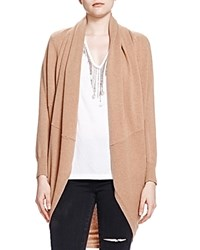 The Kooples Cashmere Cardigan Camel