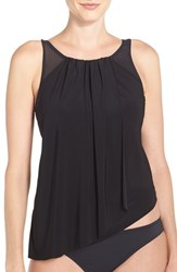 Miraclesuitr Women's Miraclesuit Network Mariella Underwire Tankini Top
