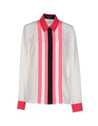 Escada Shirts Shirts Women White