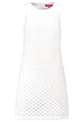 Derhy Persephone Cocktail Dress Party Dress Blanc White