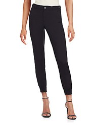 Vince City Cropped Jogger Pants Black