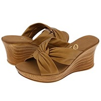 Onex Puffy Nu Bronze Women's Wedge Shoes
