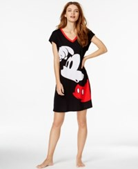 Briefly Stated Mickey Mouse Sleepshirt