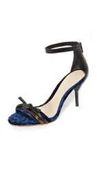 3.1 Phillip Lim Martini Sandals Royal Blue