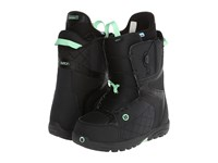 Burton Mint Black Mint Women's Snow Shoes