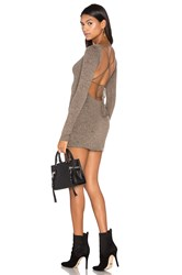 Riller And Fount Marina Dress Brown