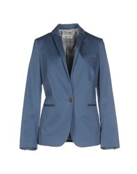 True Tradition Suits And Jackets Blazers Women Pastel Blue