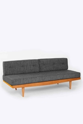 Mid Century Sofa In Grey Urban Outfitters