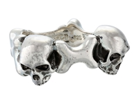 Stephen Webster Double Skull Ring