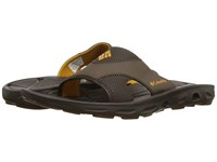Columbia Techsun Vent Slide Cordovan Squash Men's Sandals Brown
